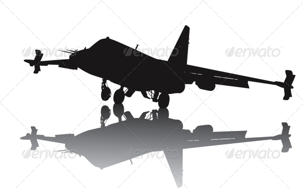GraphicRiver Aircraft 3916981