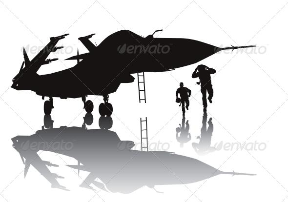 GraphicRiver Aircraft 3916983