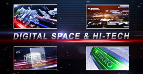 VideoHive Digital Space & Hi-Tech