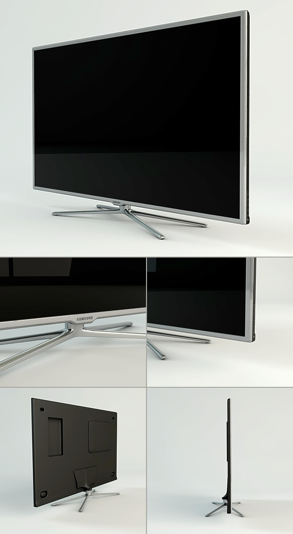Samsung Smart TV - 3DOcean Item for Sale