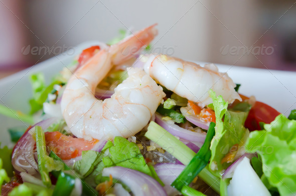 Stock Photography - spicy shrimp Photodune 3921570