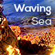 Waves on The Sea - VideoHive Item for Sale