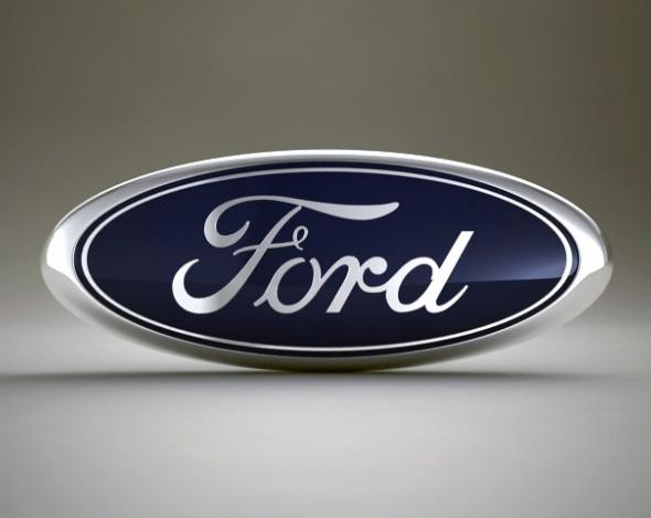 3DOcean Ford Logo 3924397