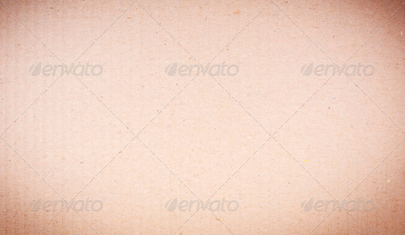Cardboard Background - Stock Photo - Images