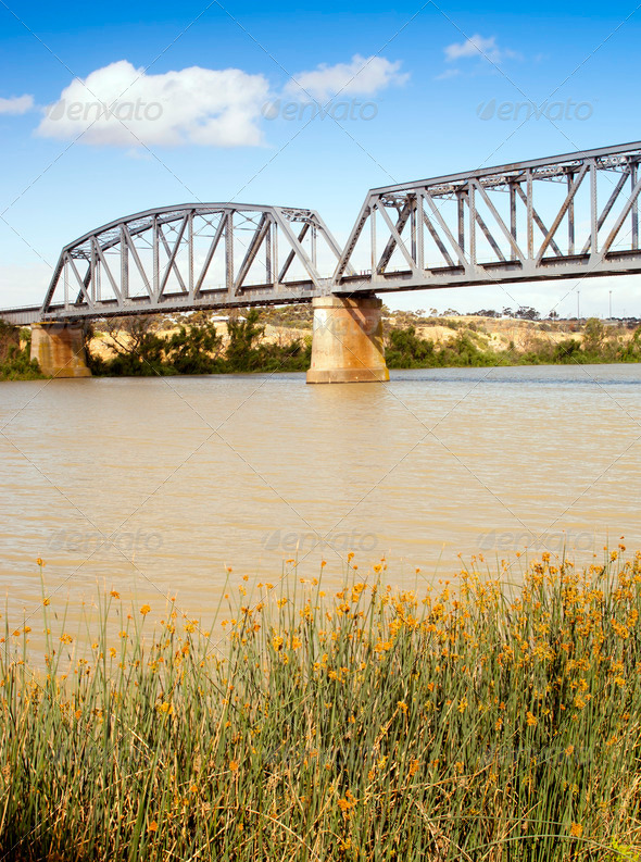Murray Bridge - Stock Photo - Images