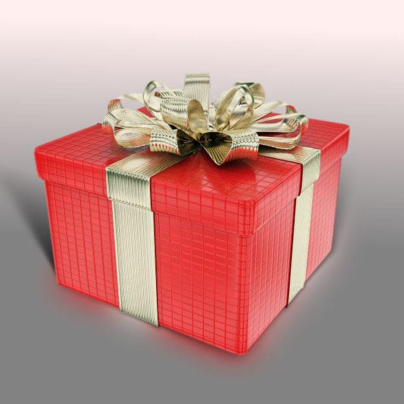 3DOcean Gift Box 3925970