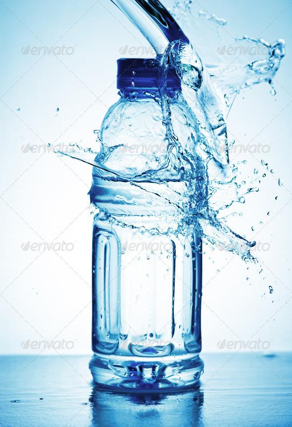PhotoDune Water bottle 3937051