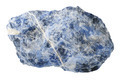 Mineral collection: sodalite. - PhotoDune Item for Sale