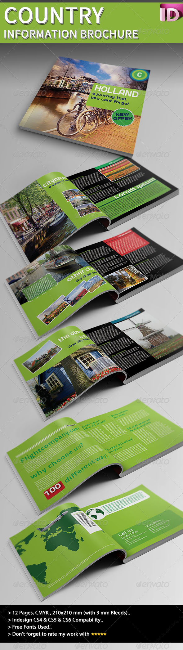 Country Information Brochure - Corporate Brochures