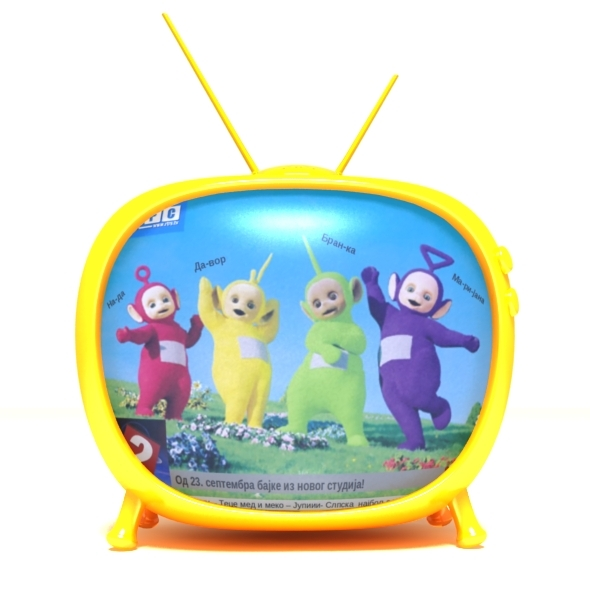 Cartoon TV - 3DOcean Item for Sale