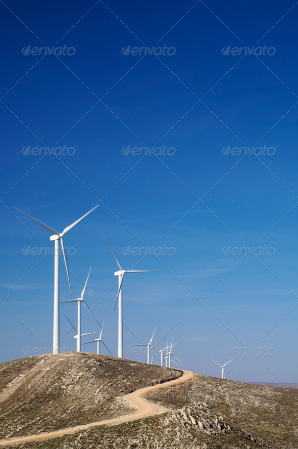 PhotoDune wind energy 3937580