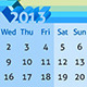 2013 Editable Calendar - GraphicRiver Item for Sale