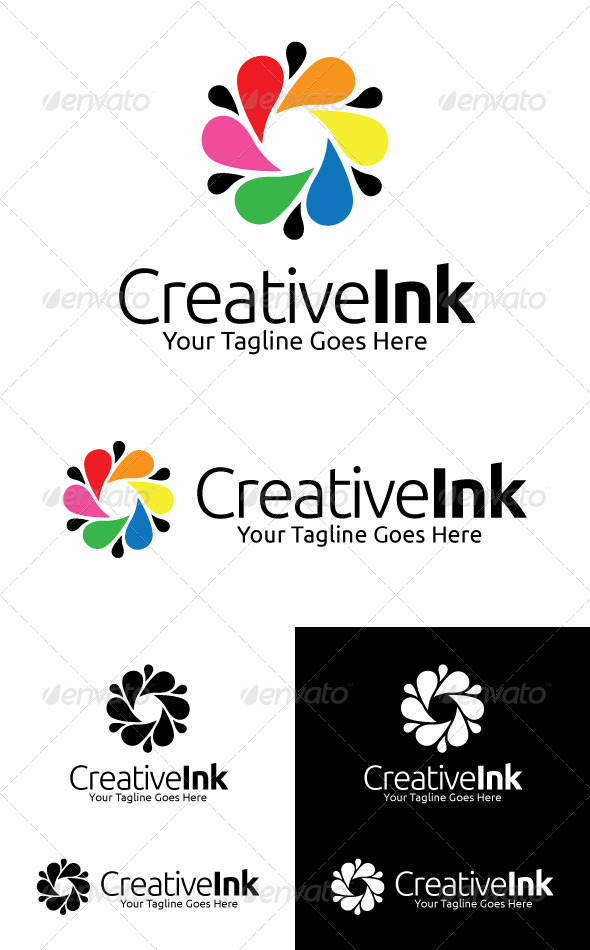 GraphicRiver Creative Ink 3940558