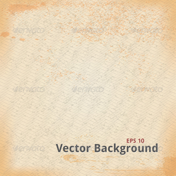 GraphicRiver Vector Paper Texture Background 3822407