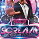 Scream And Shout Flyer Template - GraphicRiver Item for Sale