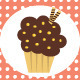 Cupcake Vector  - GraphicRiver Item for Sale