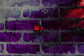 Purple Neon Brick - PhotoDune Item for Sale