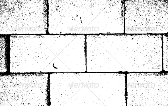 GraphicRiver Brick Wall Vector Illustration 3945746