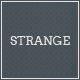 Strange - Modern Portfolio HTML Template - ThemeForest Item for Sale