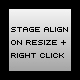 Center Ease + Stage Alignment + Right Click Menu - ActiveDen Item for Sale