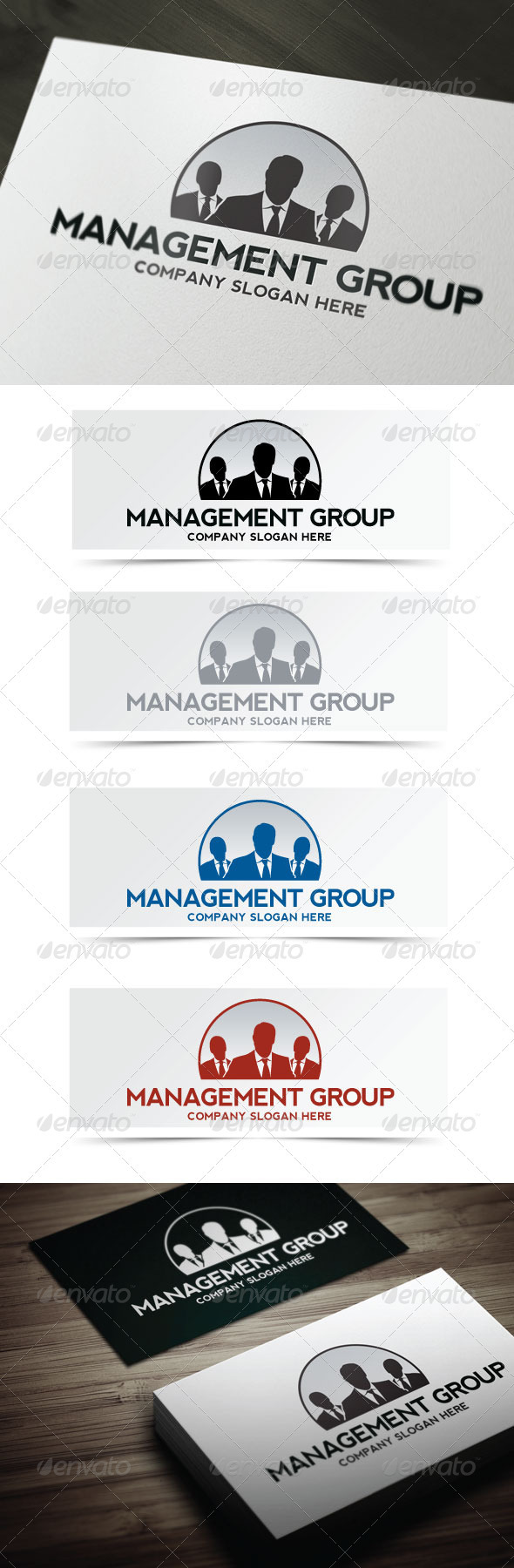 GraphicRiver Management Group 3946897