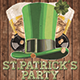 St. Patricks Party Flyer &amp;amp; Poster Template - GraphicRiver Item for Sale