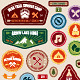 Scout Badges - GraphicRiver Item for Sale