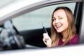 Car driver woman - PhotoDune Item for Sale