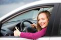 Woman in car - PhotoDune Item for Sale