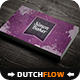 Paint Grunge Business Card - GraphicRiver Item for Sale