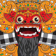 Barong Mask - GraphicRiver Item for Sale