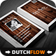QR Polaroid Business Card - GraphicRiver Item for Sale