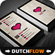 Two Sides Business Love Card - GraphicRiver Item for Sale