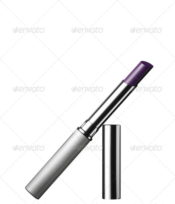 PhotoDune Shiny lipstick isolated on white 3964141