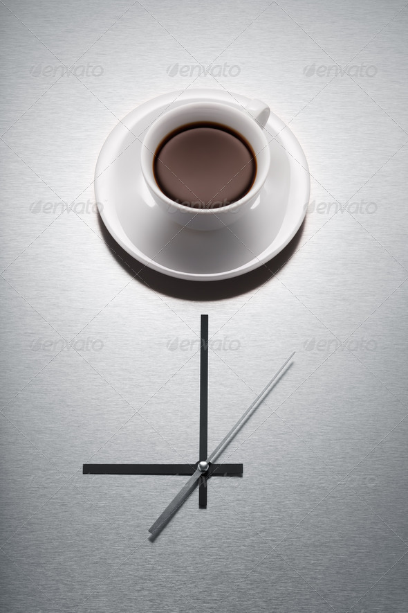 It´s coffee time! - Stock Photo - Images