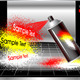 Concept Aerosol Spray Painter - GraphicRiver Item for Sale