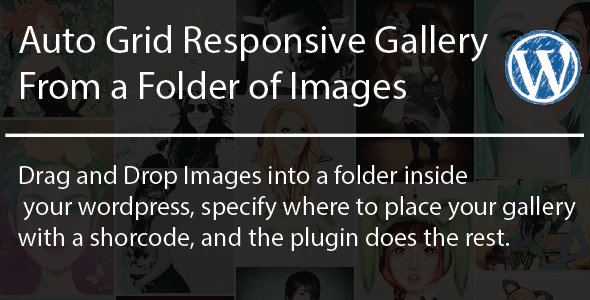 CodeCanyon Auto Grid Responsive Gallery Wordpress 3959433