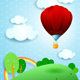 Hot Air Balloon - GraphicRiver Item for Sale