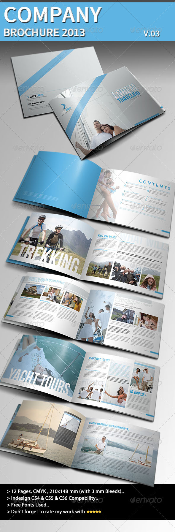 GraphicRiver Company Brochure 2013 Part 03 3884066