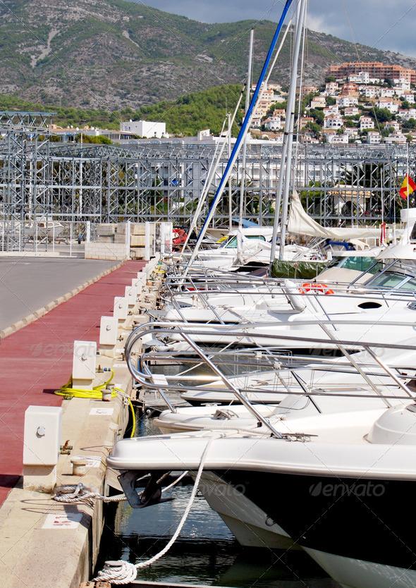 PhotoDune Nautical Parking 3986069