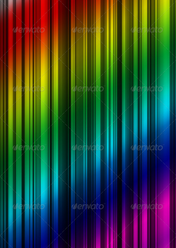 PhotoDune Rainbow background 3990299