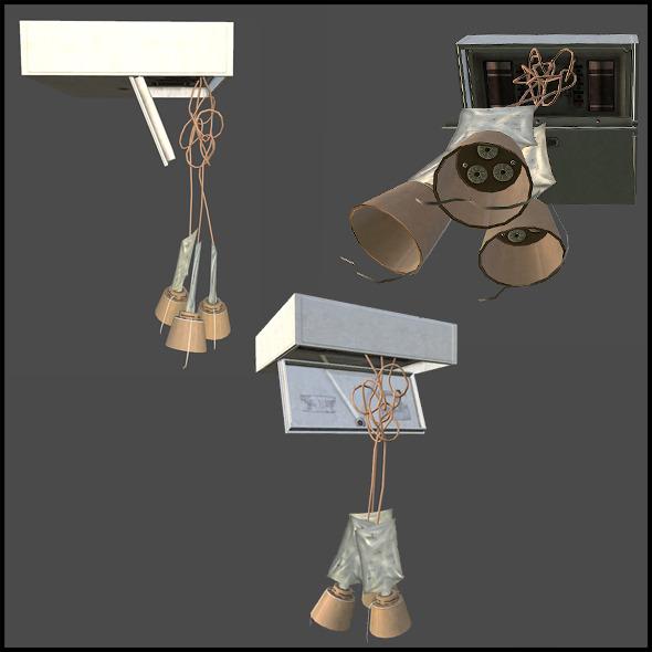 3DOcean Oxygen Masks 3969834