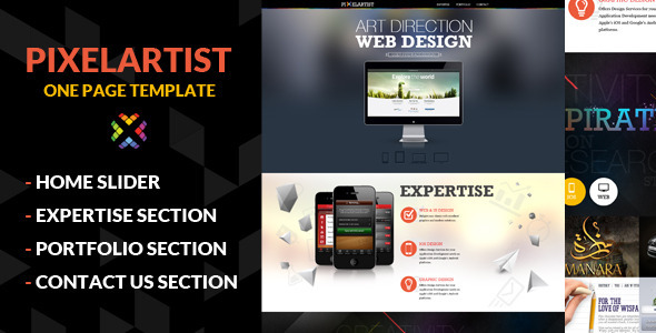 ThemeForest PixelArtist 3971510