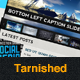Tarnished: Blog/Business Grunge WordPress Theme - ThemeForest Item for Sale
