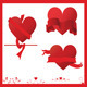 Valentine&amp;#x27;s Day Clip Art, Badges, Design Elements - GraphicRiver Item for Sale