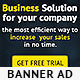 Corporate PSD Banner Ad Template 2 - GraphicRiver Item for Sale