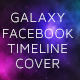 Galaxy Fb Timeline Cover - GraphicRiver Item for Sale