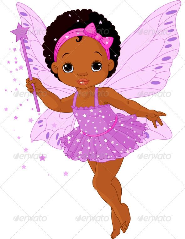 African American Cartoon Characters Girls