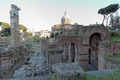 View of Foro Romano Rome Italy - PhotoDune Item for Sale