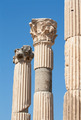 Corinthian ancient columns in Ephesus, Turkey - PhotoDune Item for Sale